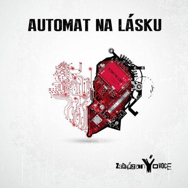 CD Automat na lásku - zakázanÝovoce (2014)