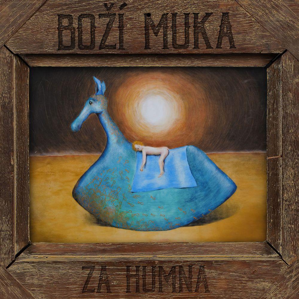CD Za humna - Boží muka (2021)