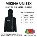 Mikina unisex bílá - From